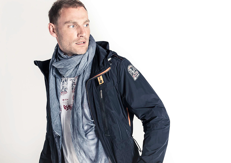 parajumpers field jacket desert