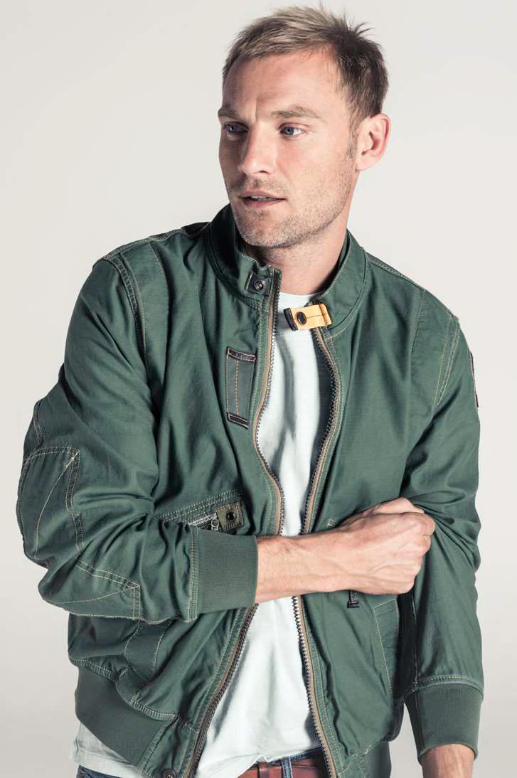 parajumper summer jacket