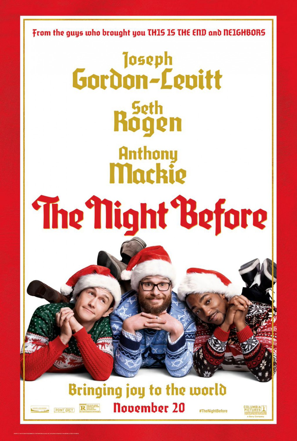 Shop 'The Night Before' Christmas Sweaters