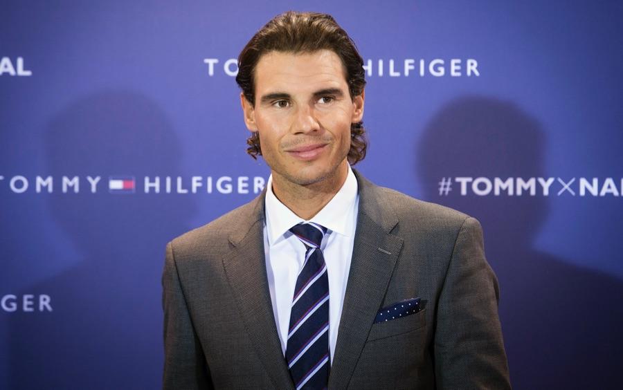 Rafael Nadal + Tommy Hilfiger Head to Madrid