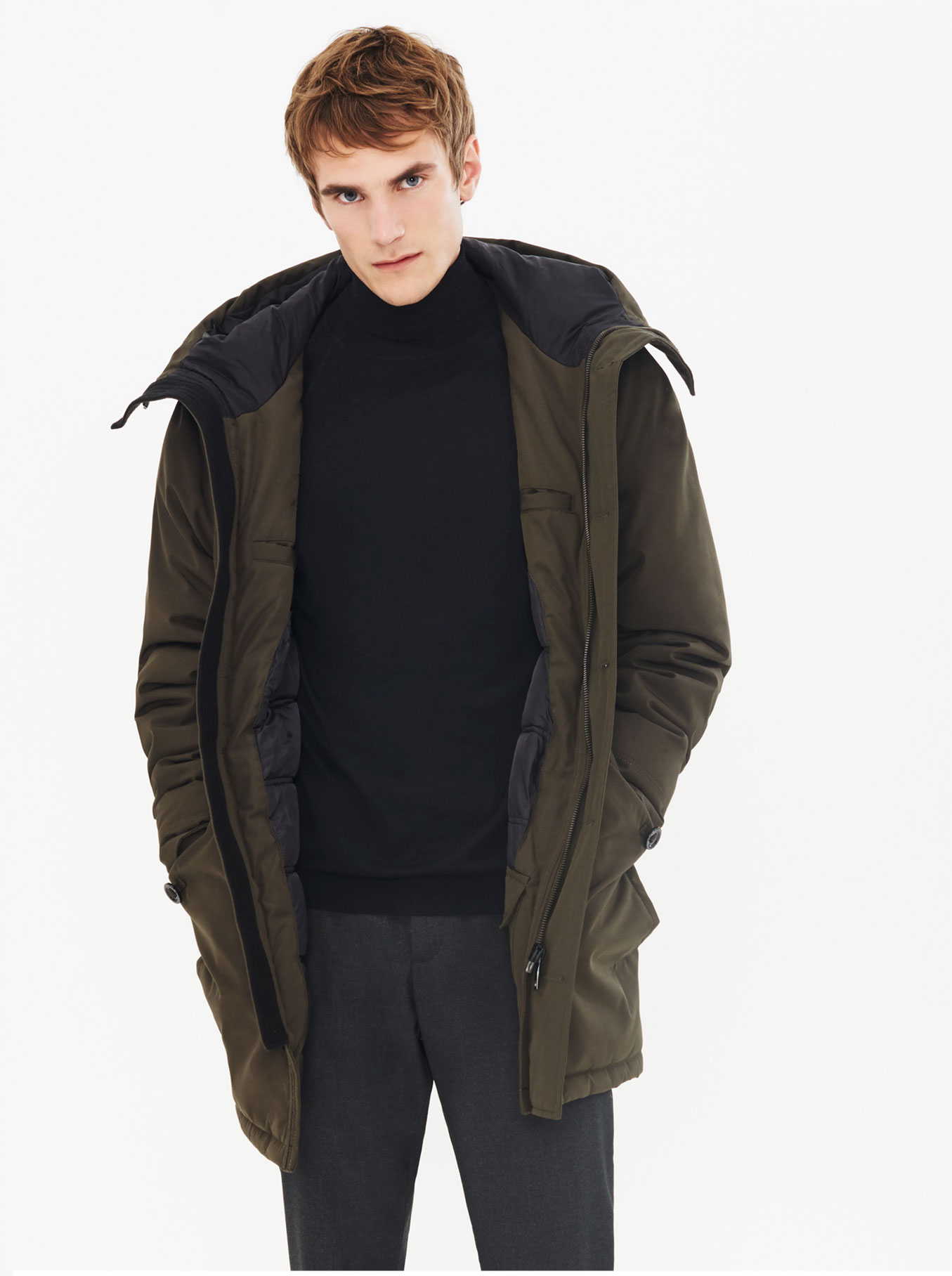 It's Cold Outside: Zara Highlights Winter Coats