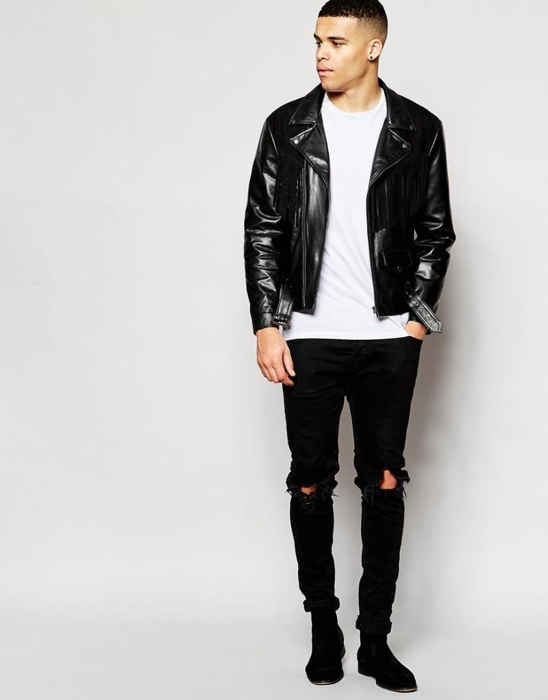 ASOS Men: 2016 Fringe Jackets