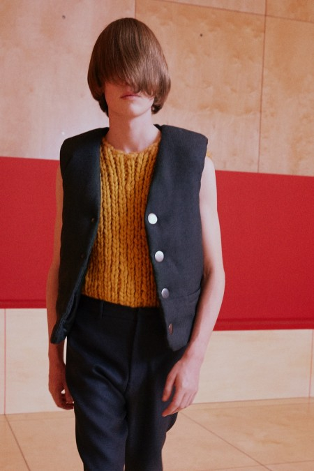 Acne Studios Looks to the Past for Quirky Fall Collection