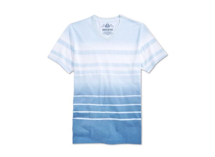 American Rag Horizon Stripe T-Shirt