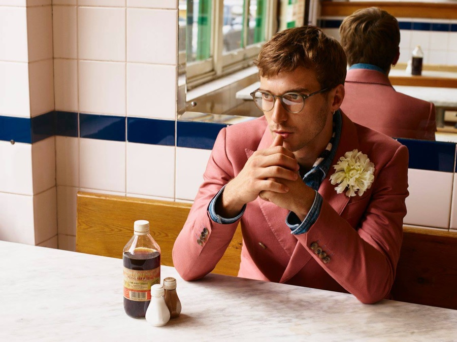 Bally Visits London for Spring Campaign