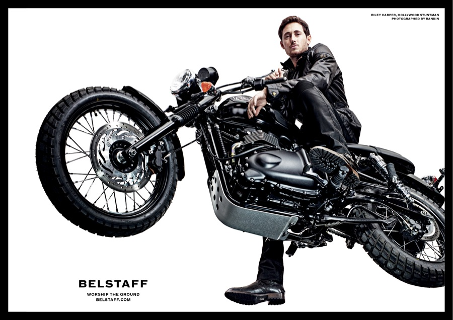 Worship the Ground: Belstaff Taps Riley Harper & Sir Ranulph Fiennes for Campaign