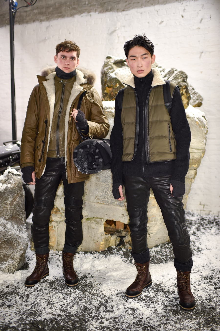 Heading North: Belstaff Thinks Arctic for Fall