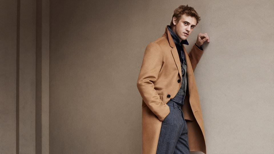 Boyd Holbrook Stars in Mr Porter Shoot, Talks Success & Failure