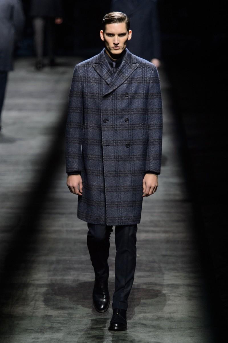 Brioni Fall/Winter 2016 Men's Collection