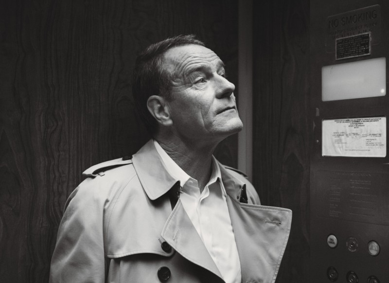 Bryan Cranston photographed by Peter Lindbergh for W magazine.