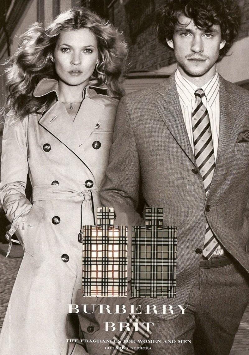 Burberry-Brit-Fragrance-Campaign-Kate-Moss-Hugh-Dancy