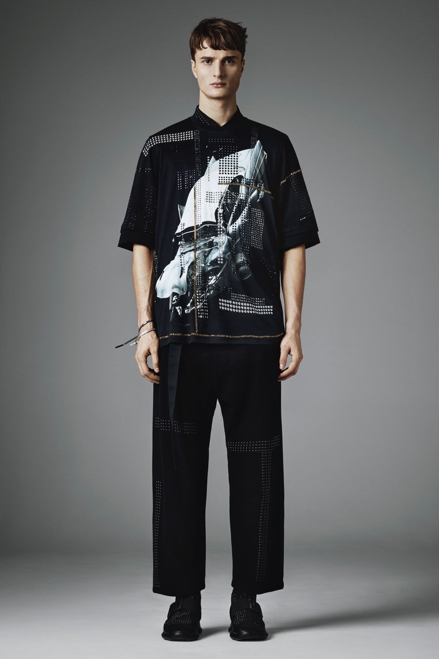 Christopher Kane Inspired by City Streets & Cars for Fall