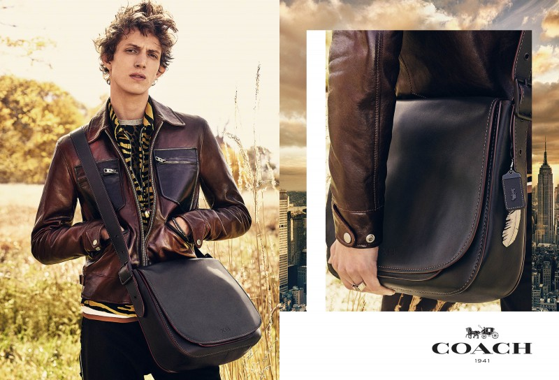 Coach 2017 Spring Summer Mens Campaign 002