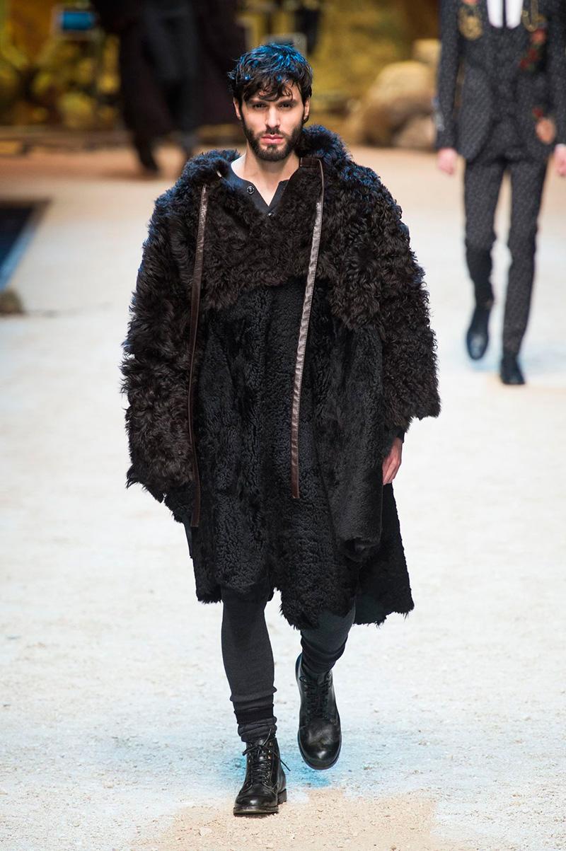 Dolce   Gabbana 2016 Fall Winter Men s Collection  13e86ff9df9