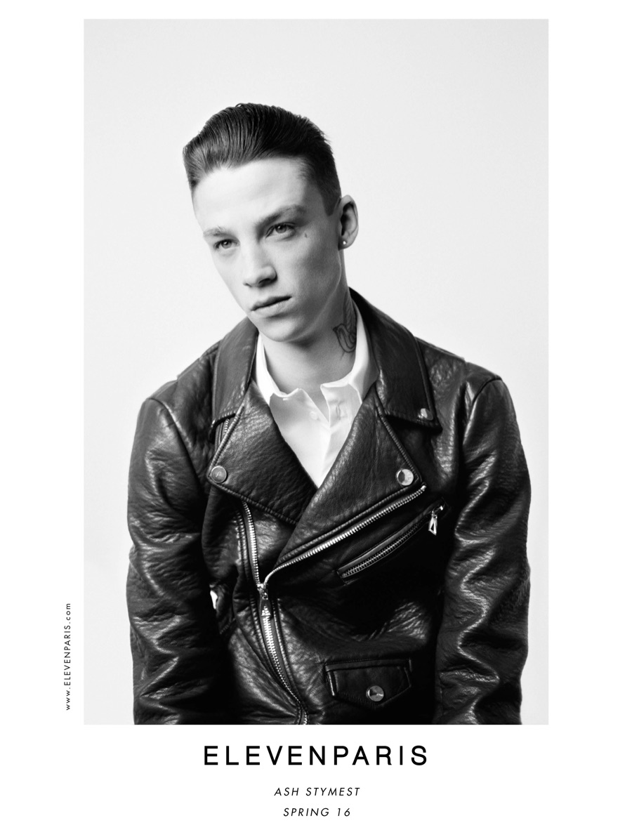 ELEVENPARIS Reunites with Ash Stymest for Spring Campaign