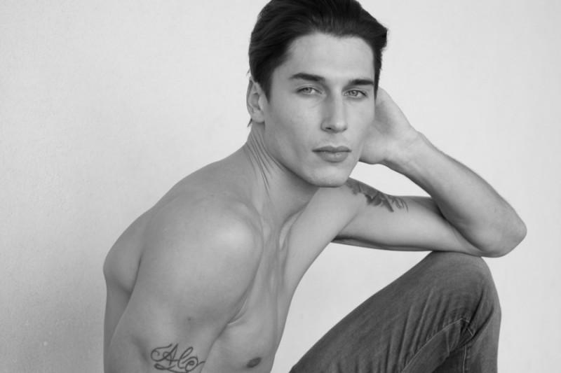 Alessandro Sitra @ Joy Models