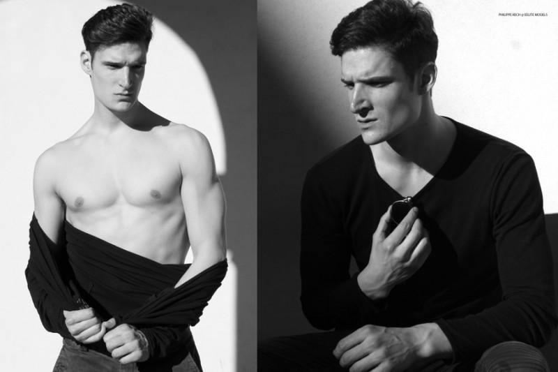 Philippe Rech @ Elite Models