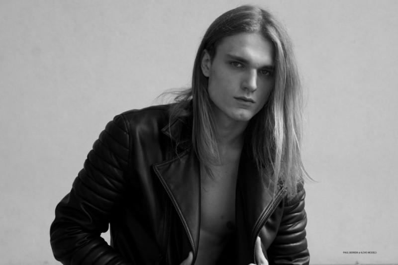 Paul Berem @ I Love Models Management
