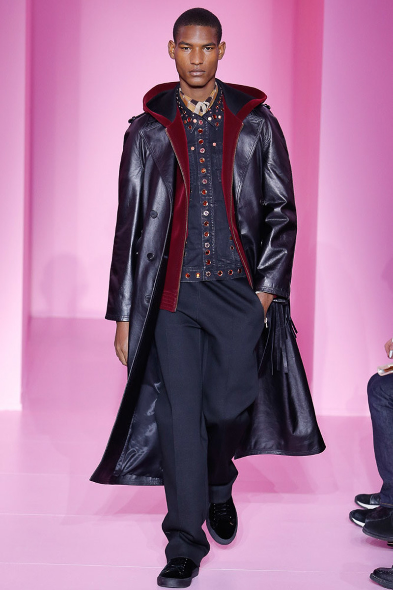Givenchy Offers Dark Spin on Americana & Western Styles for Fall Collection