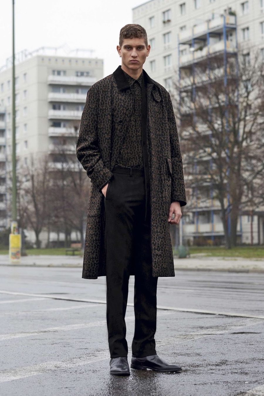 Givenchy Visits Berlin for Pre-Fall Collection