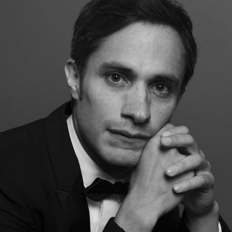 Gael Bernal Garcia photographed by Inez & Vinoodh.