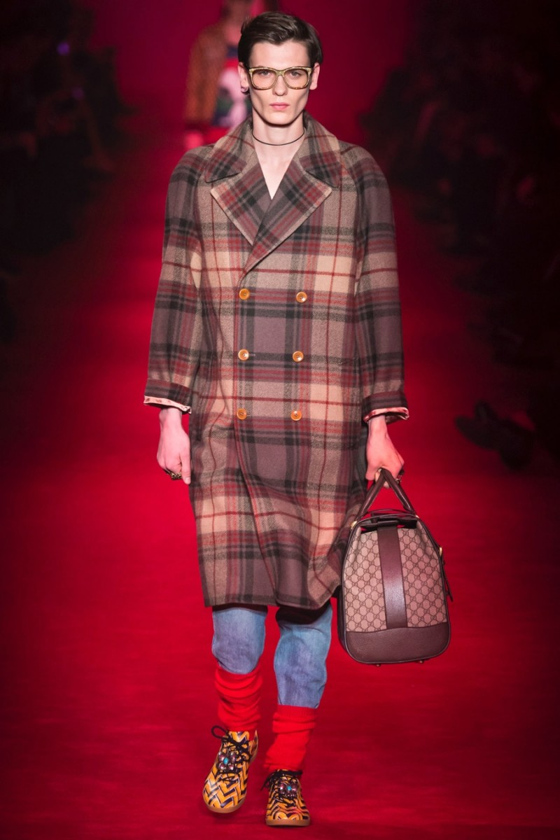 Gucci 2016 Fall/Winter Men's Collection