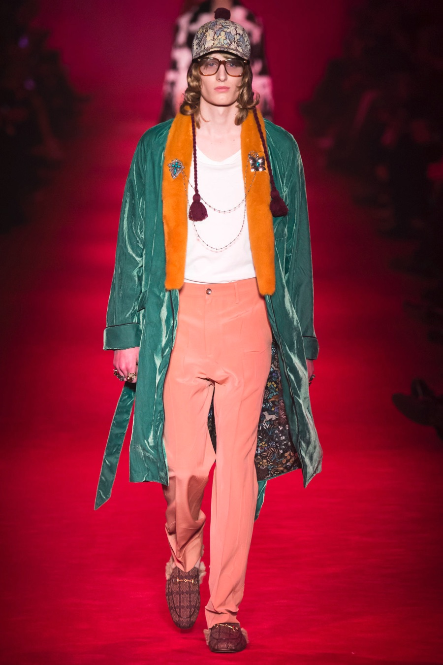 Gucci Continues 70s Fascination for Fall Collection