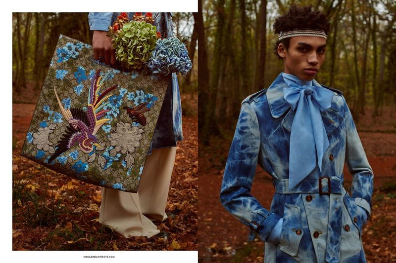 Antidote Enjoys a Gucci Spring Moment