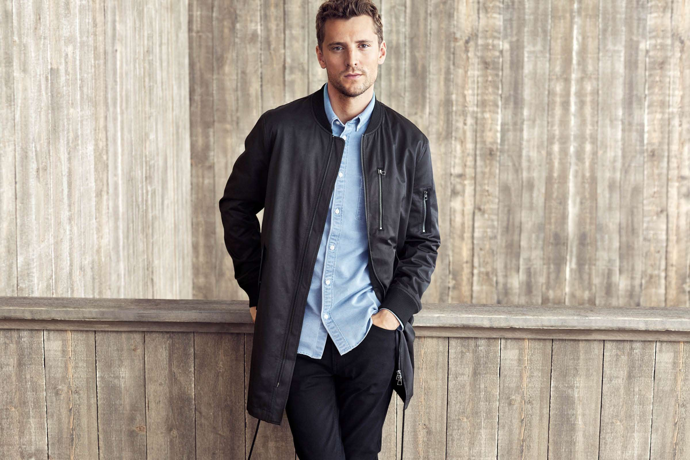 H&M New Arrivals: George Barnett Goes Smart Casual