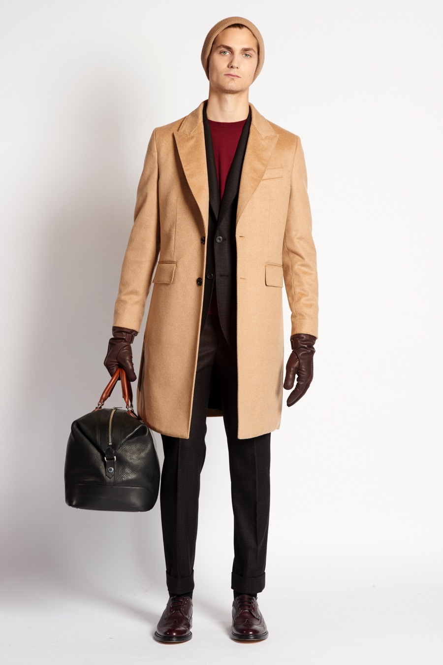Hardy Amies Goes Formal for Fall Collection