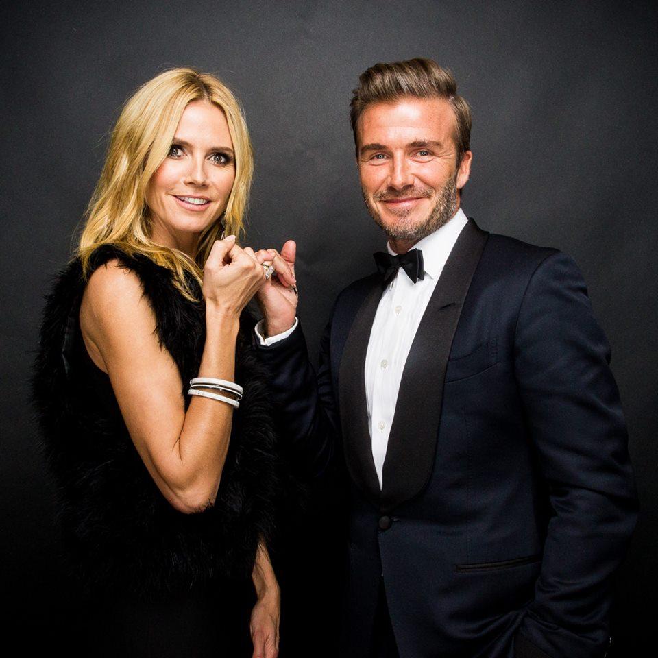 David Beckham, Xavier Dolan + More Step Out for 2016 UNICEF Ball