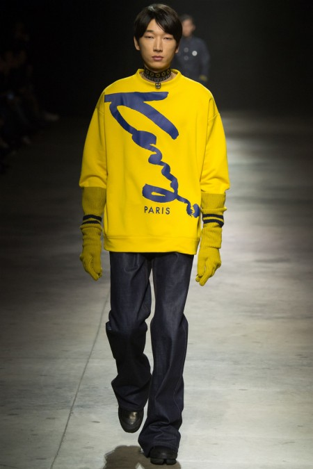 Kenzo Unveils Japan-Inspired Fall Collection