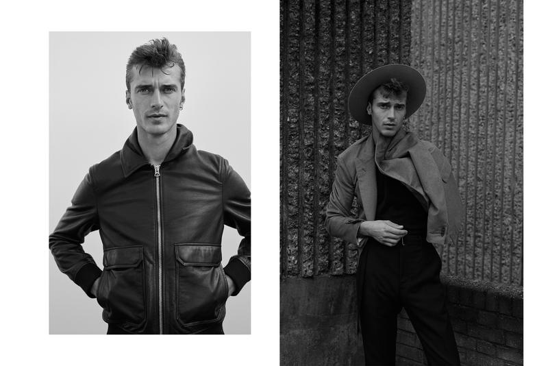 I Walk The Line: Clément Chabernaud Channels Johnny Cash for L'Officiel Hommes Turkey