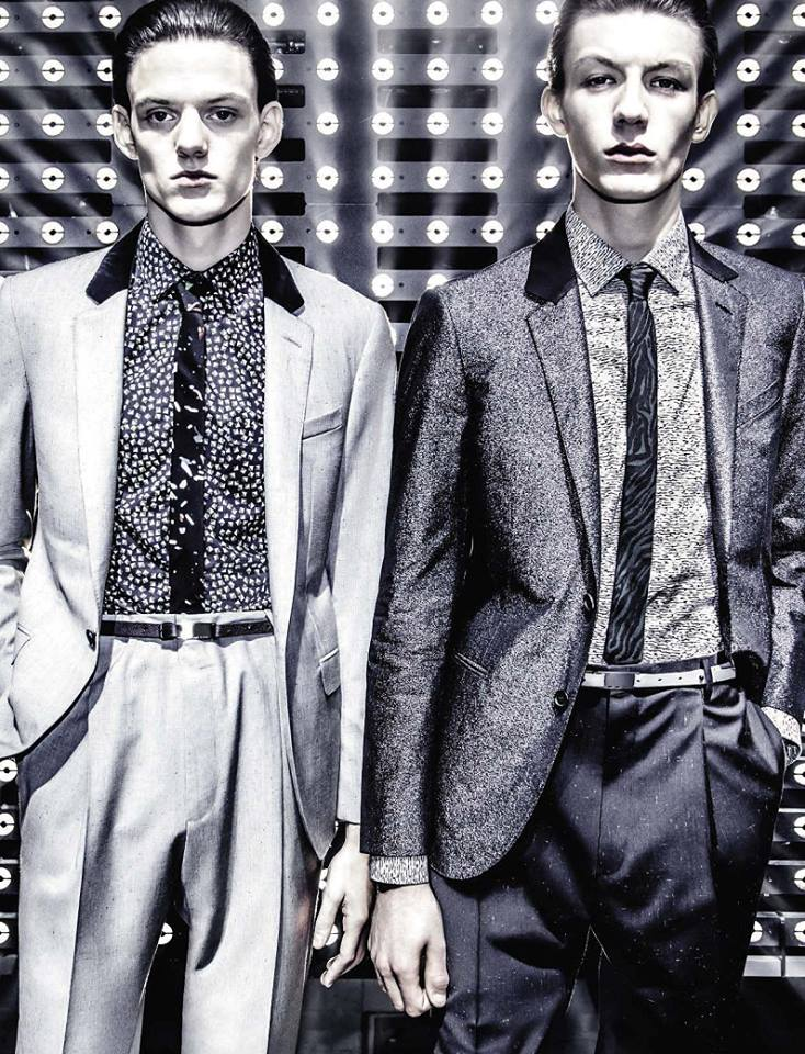 Lanvin Goes Futuristic for Spring Ads