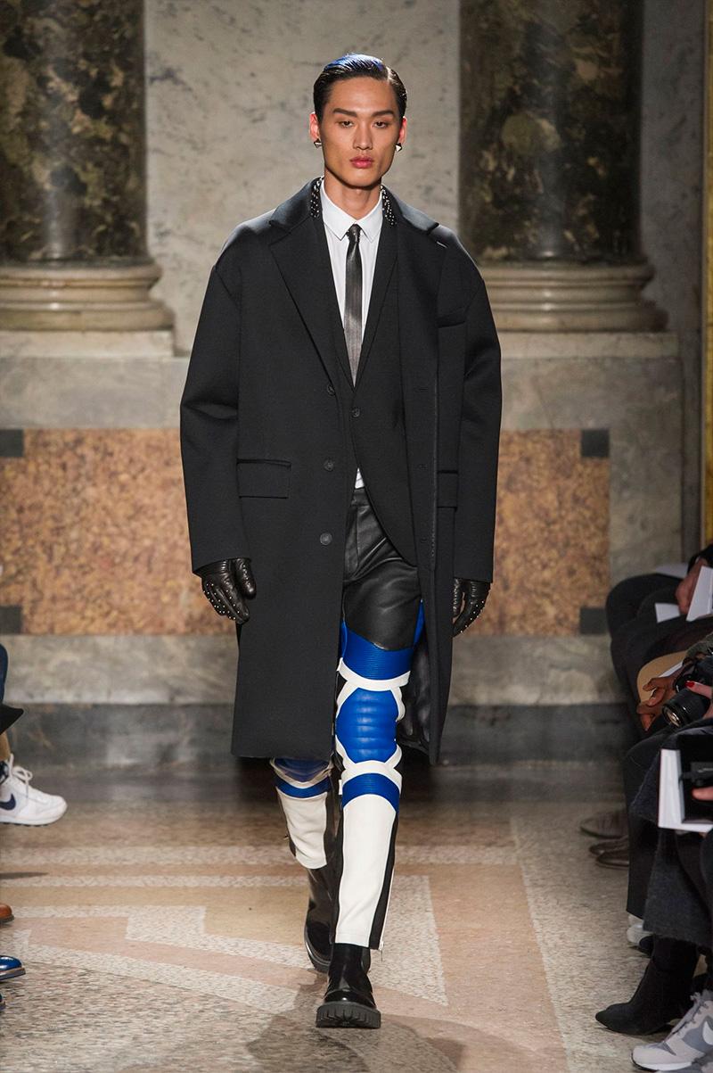 Les Hommes Fall/Winter 2016 Menswear