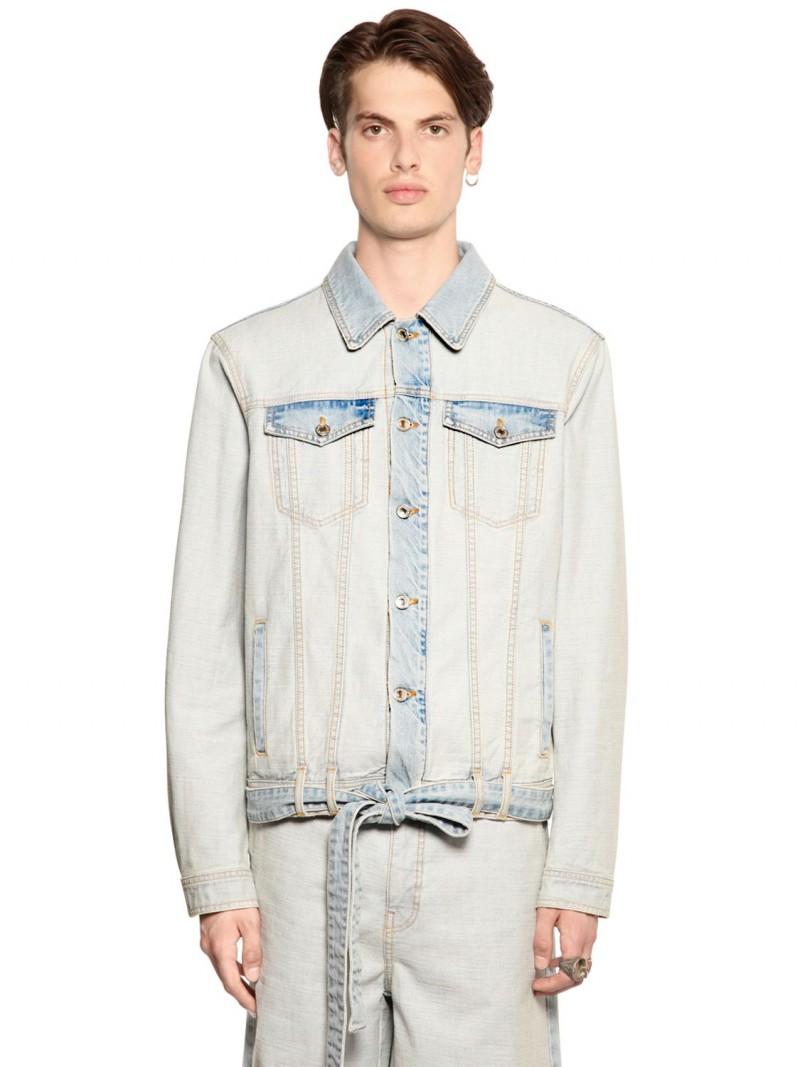 MSGM-Cotton-Denim-Jacket