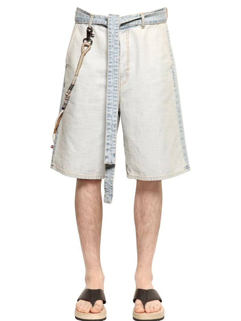 MSGM-Light-Cotton-Denim-Shorts