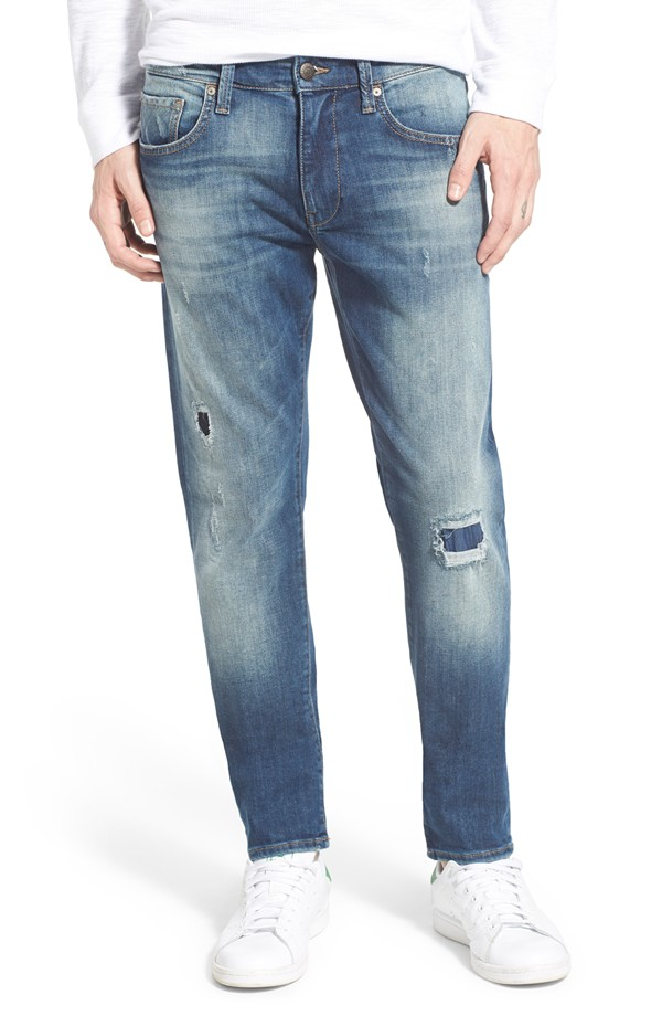 Mavi Jake Vintage Skinny Fit Jeans