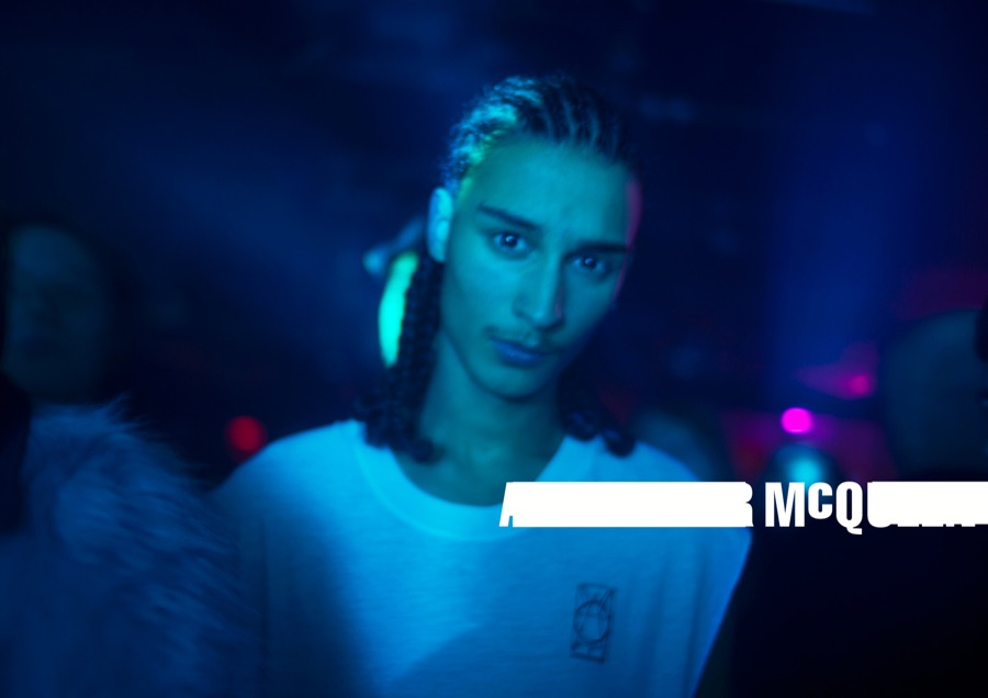 McQ Alexander McQueen Goes Dark for Spring Campaign