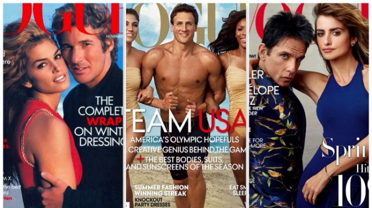 Men in Vogue: Men Who Covered American Vogue