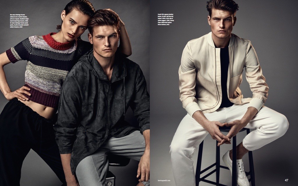 How to Spend It Embraces Sporty Spring Outlook