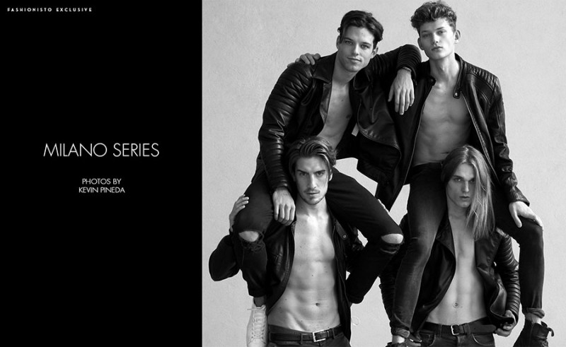 Fashionisto Exclusive: Milano Series by Kevin Pineda