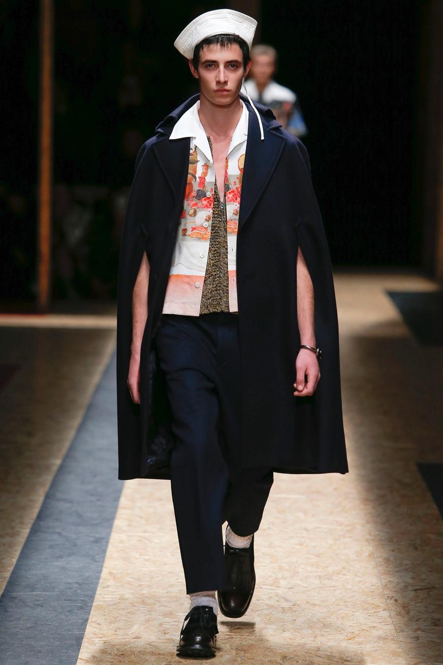 Prada 2016 Fall/Winter Men's Collection