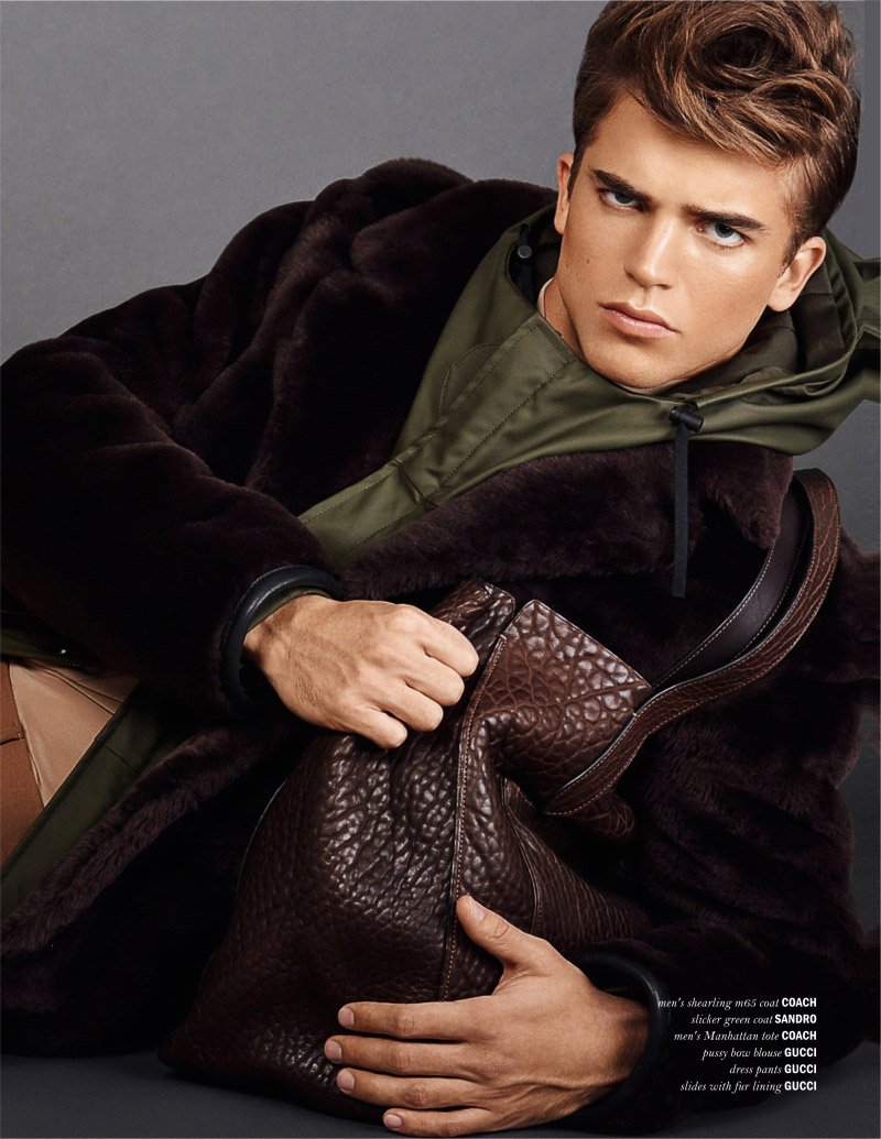 River Viiperi Layers for Winter with Reflex Homme