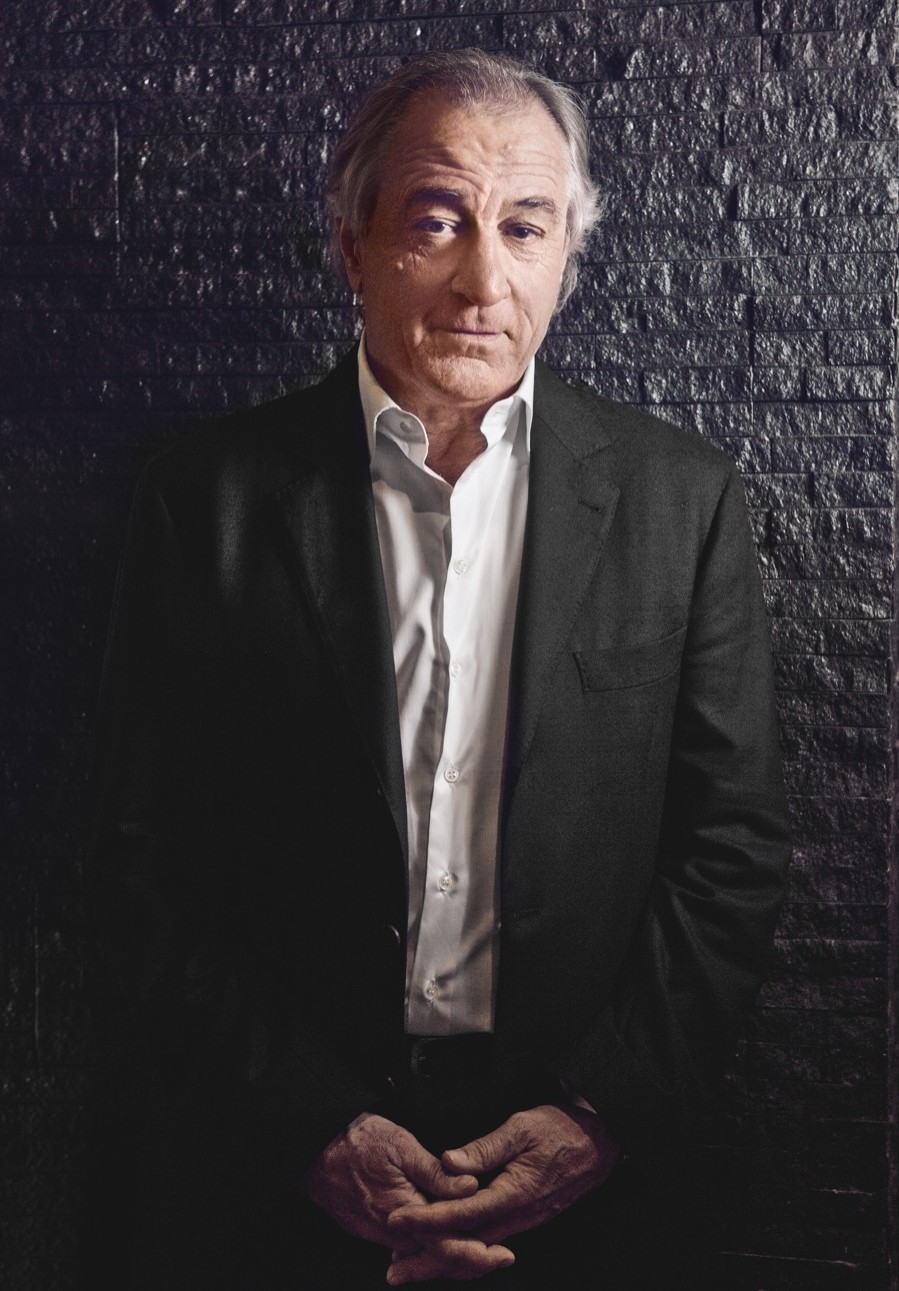 Robert De Niro Connects with Haute Living, Talks 'Dirty Grandpa'