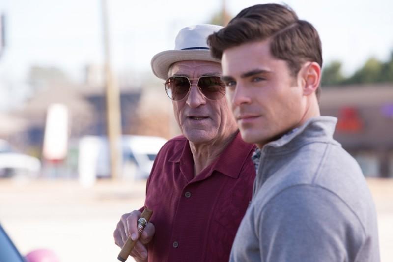 A still of Robert De Niro and Zac Efron in Dirty Grandpa.