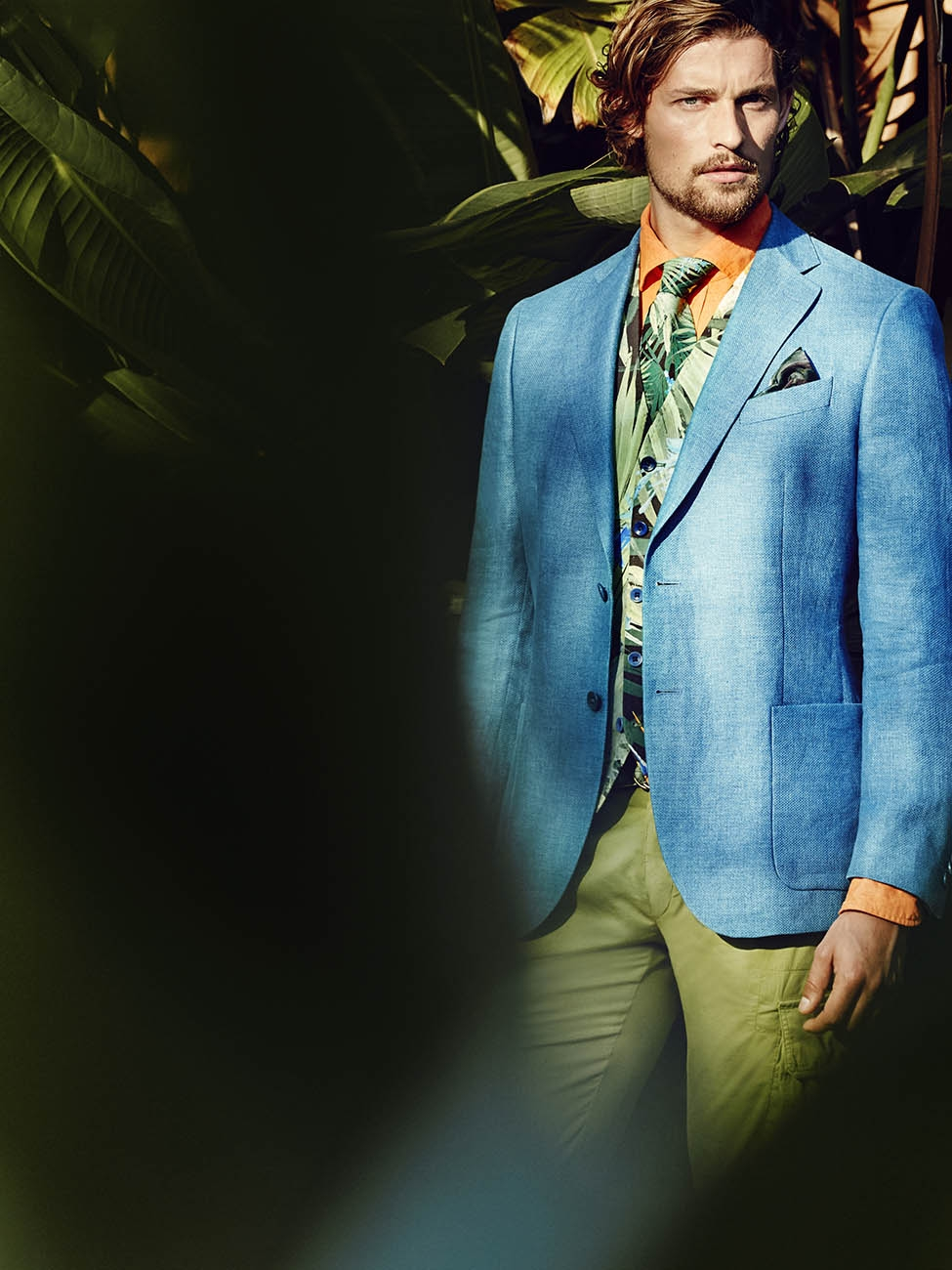 Scapa Delivers Essential Tailoring & Tropical Styles for Spring