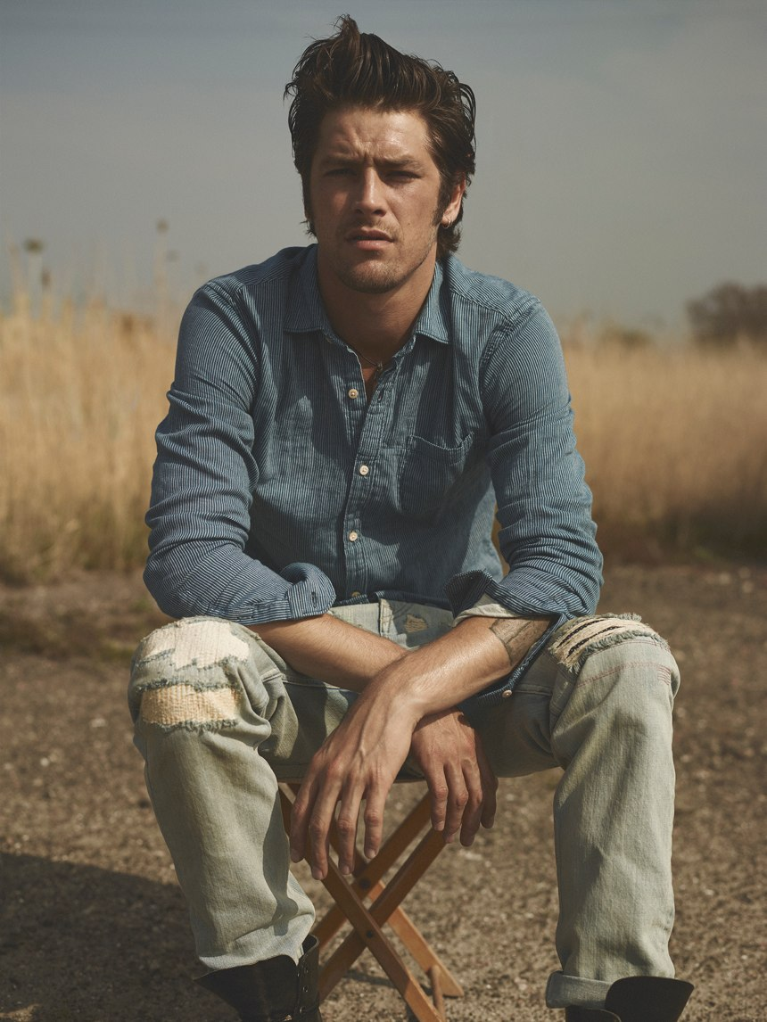 Sunshine Collectors: Scotch & Soda Goes Casual with Denim Fashions