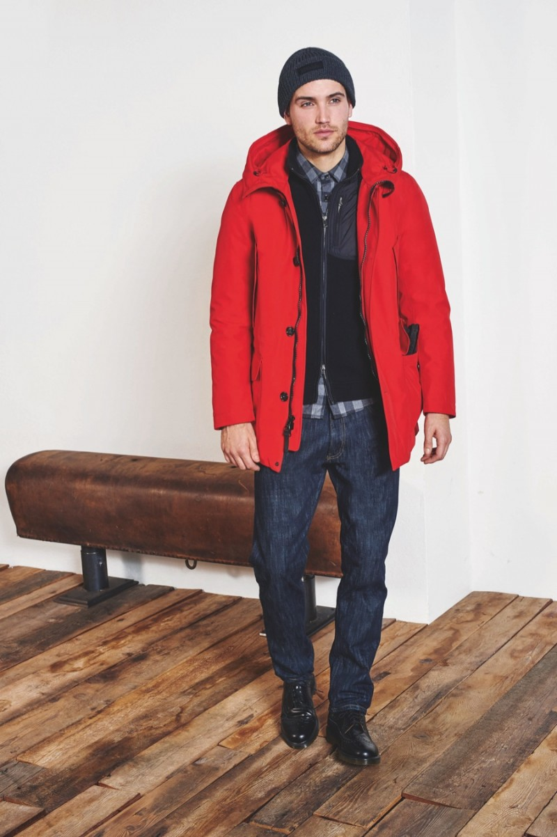 Woolrich Gore Tex Mountain Jacket