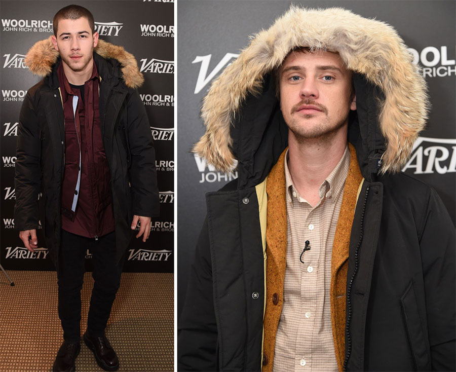 Woolrich Brings Its Signature Coats to Sundance